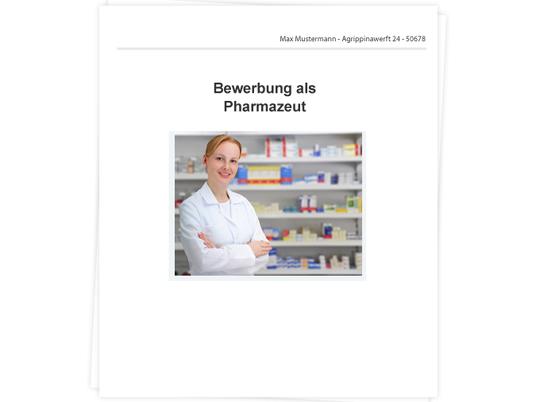 Pharmazeut Bewerbung Tipps Zu Anschreiben Lebenslauf Und