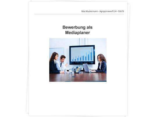Mediaplaner Bewerbung - Tipps zu Anschreiben, Lebenslauf und ...