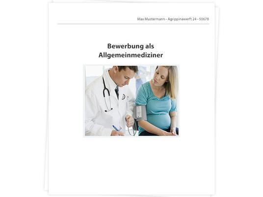 Allgemeinmediziner Bewerbung Tipps Zu Anschreiben Und
