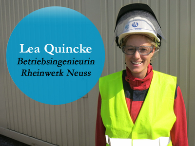 Interview mit Lea Quincke von Hydro Aluminium Rolled Products GmbH