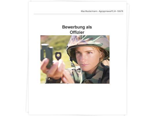 Schön Probe Lebenslauf Für Hypothekendarlehen Offizier Ideen ...